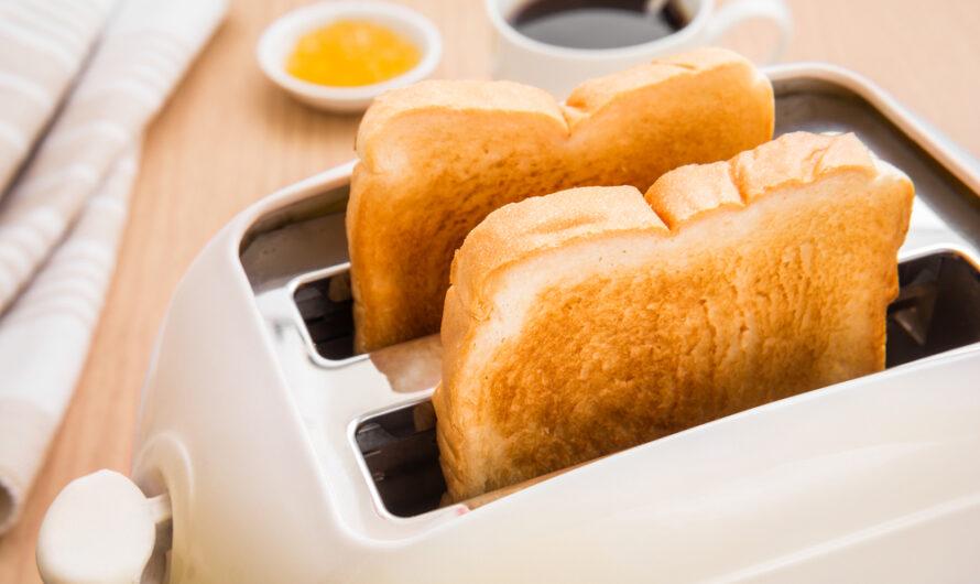 Cadeaux de Nouvel An : notre sélection de meilleur grille-pain !