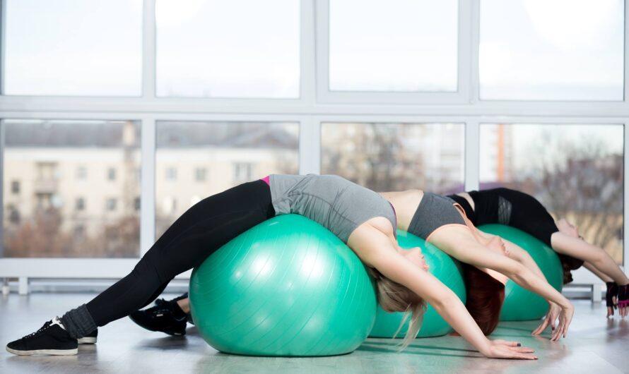 Les conseils et exercices à faire avec la Swiss Ball